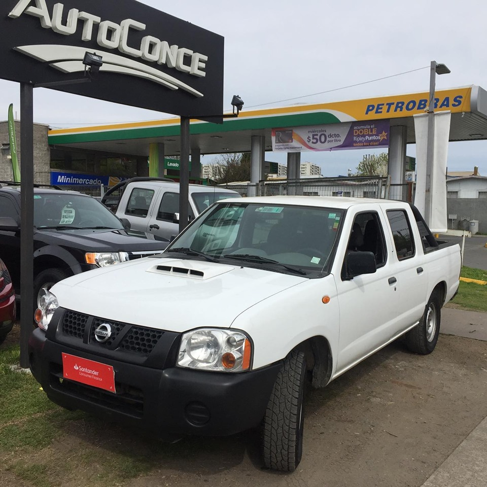 Nissan terreno DXS turbo dsel 4