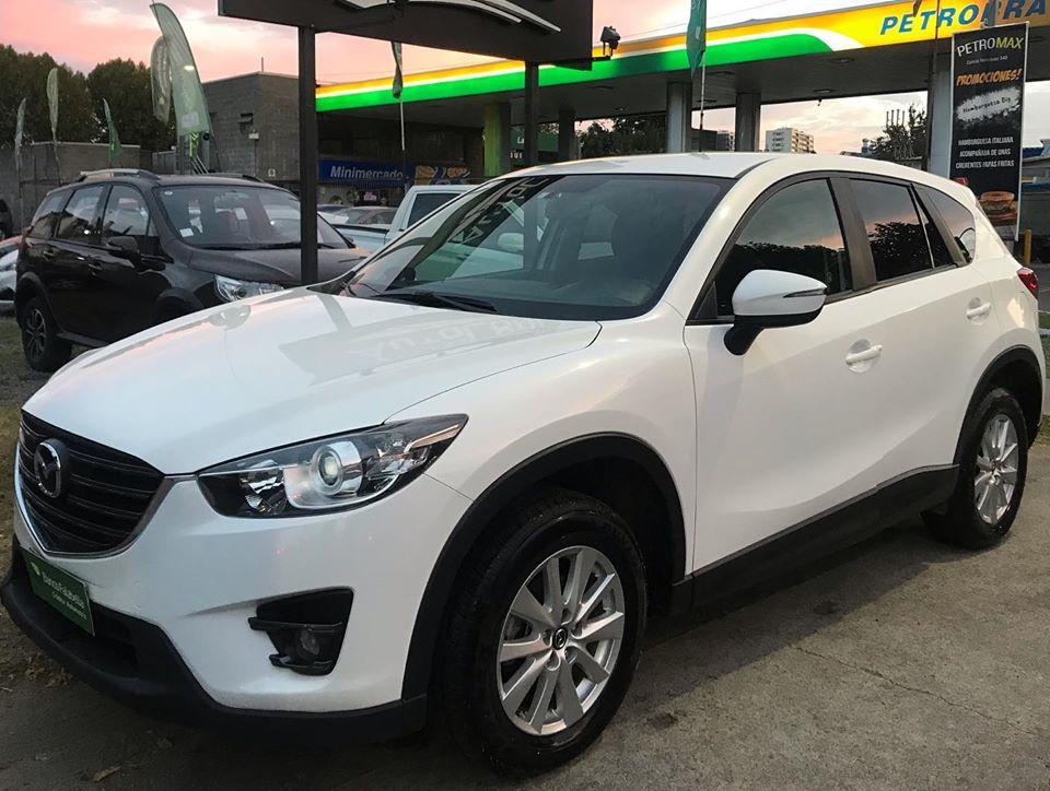 SUV MAZDA CX5 año 2015  AT